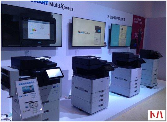 A3智能数码复合机 MultiXpress X7600LX